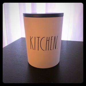 Rae Dunn kitchen candle